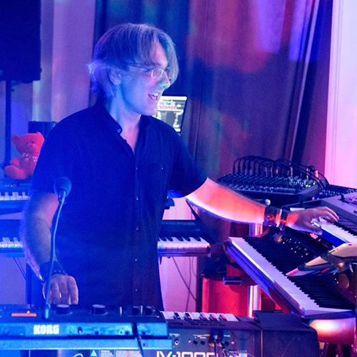 Davor Jordanovski - Metalworks Institute of Sound & Music Production 1